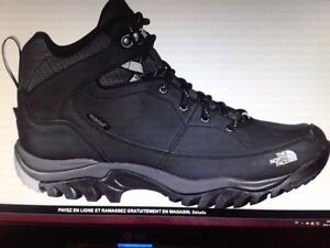 Bottes d'hiver homme ,,THE NORTH FACE,,neuf,taille 10- 10,5