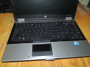 HP EliteBook 8440p/i5-2.4Gz/4GB/250GB/Win10/Office2016/Adobe Pro