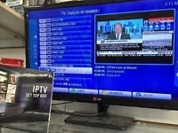IPTV PROGRAMMING FOR ALL IPTV BOXES $120/year