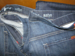 7 For All Mankind Jeans Austyn Brand New Made In USA Mens
