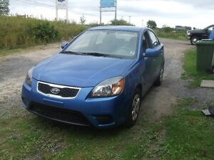 2011 Kia Rio with 49000kms for $5300.00