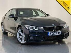 image for 2017 BMW 420D GRAN COUPE M-SPORT AUTO SAT NAV PARKING SENSORS SERVICE HISTORY