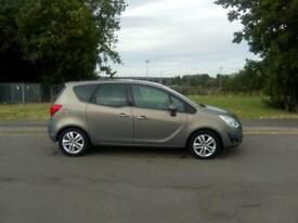 "VAUXHALL MERIVA 1.4i 16v TURBO [120 PS] SE 5 DOOR 2011 ""11"" REG 90.000 MILES FSH"