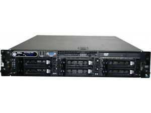Dell PowerEdge 2950 Xeon E5410 Quad Core - 16GB - 3x 1TB Raid