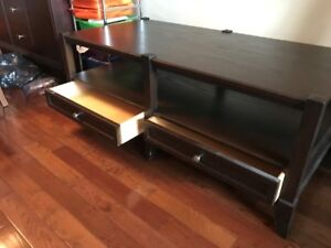 Art Shoppe Coffee Table with Drawers