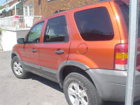 (ford escape  2007