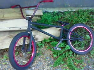 Fit BMX with colony bars (NEED GONE AT BEST OFFER) St. John's Newfoundland image 1
