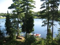 NEWER WATERFRONT 4 SEASON HOME - ON 2 ACRES