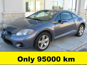 2007 Mitsubishi Eclipse ONLY 95000 km MINT CONDITION $5500