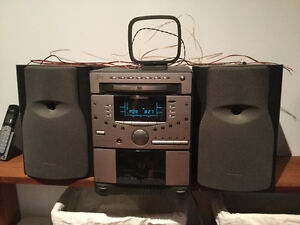Marantz tape deck stereo West Island Greater Montréal image 1