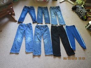 Big bag of boy's brand name clothes sz.4-5 asking $30.00