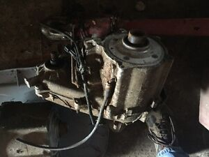 Np231 transfer cases for chevy s-10's