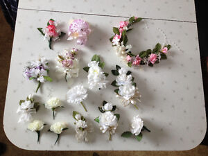 Variety of New Hand Made  Corsages