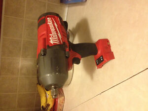 Milwawkee 1/2 inch impact wrench
