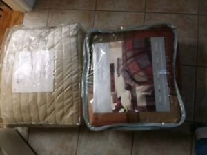 Comforter sets,sheet set,deep fryer,frames,storage and more