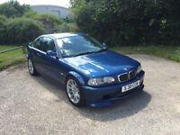 BMW 3 series full service history new mot