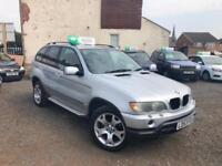 2004 53 BMW X5 3.0D SPORT AUTO 5 DOOR ESTATE SUNROOF 1 OWNER SAT NAV WARRANTY