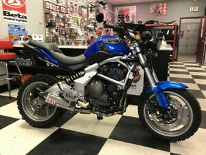 Custom Designed Kawaski Verseys 650  $5399  Financing Available