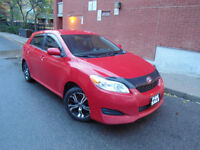 2009 TOYOTA MATRIX XR ,LOADED ,(4) LIKE NEW TIRES,REMOTE STARTER
