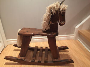 Pottery Barn Kids Rocking Horse