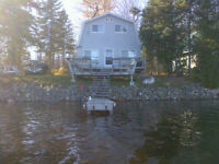 Waterfront Cottage For Rent Lake George (JULY!!)
