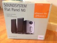 Fujitsu Siemens 2.1 speaker system