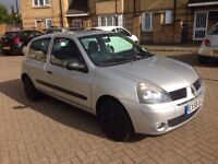 Renault Clio Camplus 1.2 2008 LPG Gas - Congetion charge exempt