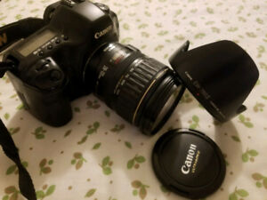 Canon 5D and 28-135mm IS USM Lens