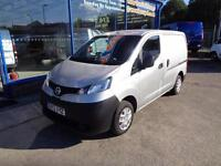 2013 NISSAN NV200 SE DCI - JUST ARRIVED - MORE PICS TO FOLLOW VAN DIESEL