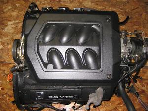 HONDA ODYSSEY J35A 3.5L V6 SOHC VTEC ENGINE JDM J35A VTEC MOTOR