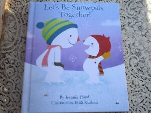 Lets Be Snowpals Together by Jeannie Hund--Recordable Book