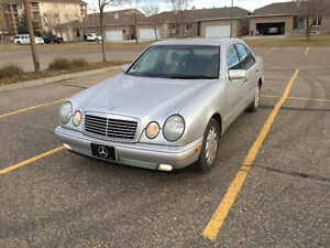 Reduce: 1997 Mercedes-Benz E-Class E320 Sedan Urgent Sale