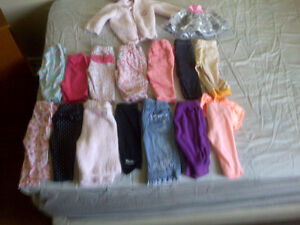 0-3 and 3 month baby girl clothes London Ontario image 2