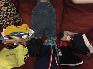 Boy clothes 12-18mth