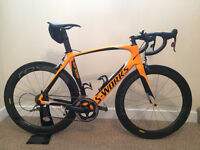2014 Specialized S-Works Venge Red