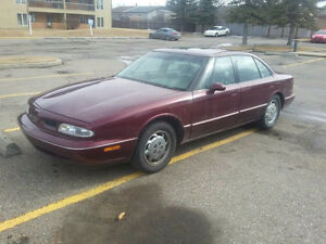 1998 Oldsmobile LSS SUPERCHARGED Currently Being Driven Daily.