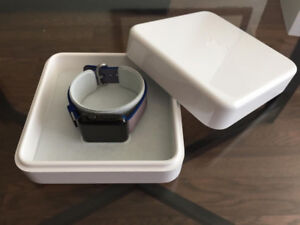 Apple Watch Stainless Steel Scratch Resistance Mint Condition