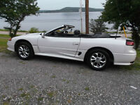 RARE 1992 Dodge Stealth RT Convertible