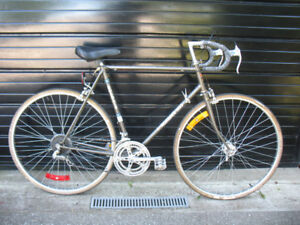 ★★★★ Rare Vintage BRC Roadace 505 Japanese mens road bike AS IS