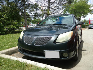 2006 Pontiac Vibe | Sunroof | Power Windows/ Locks | Toyota