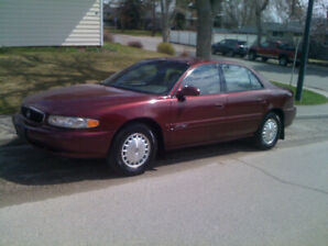 Only 184,000kms!! 2002 Buick Century special edition $3600 obo