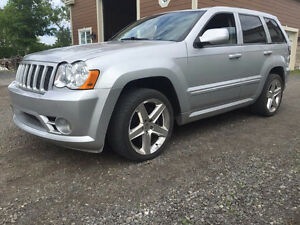 2008 Jeep Grand Cherokee Camionnette