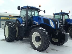 2012 New Holland T8.360 MFWD Tractor London Ontario image 2