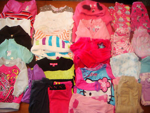 2T Lot of Girls Clothing - 29 Items