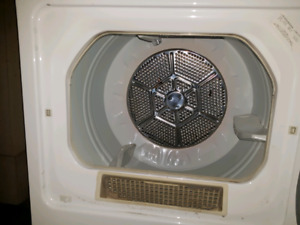 Large electric dryer