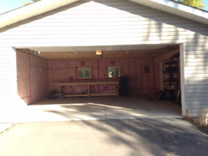 Southside Garage for rent (storage use only)