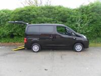 Nissan NV200 1.5dCi Combi SE WAV Wheelchair Accessible Vehicle Disability Car