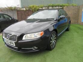 2013 Volvo S80 2.0 D4 SE Lux Geartronic 4dr (start/stop)