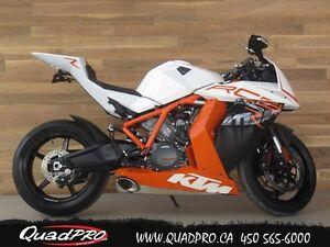 2013 KTM RC8 R 1190 57,60$/SEMAINE