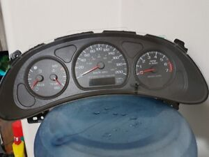 2000-2005 Chevi Impala Speedometer-cluster with 4 gauges